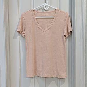 Tshirt from American Eagle, peach, sz S